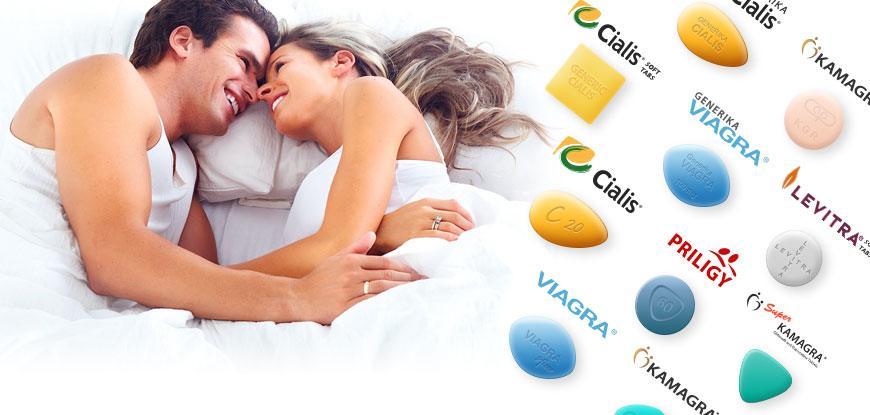 сексуални стимуланти, виагра, камагра, левитра, циалис