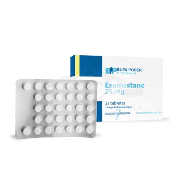 Exemestano - 32 табл. х 25 мг.