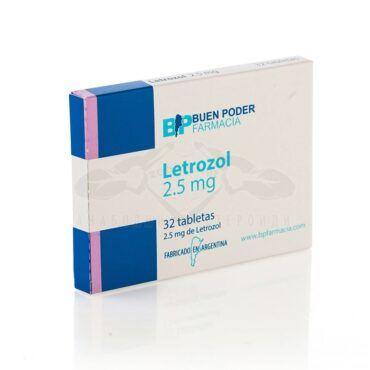 Letrozol - 32 табл. х 2,5 мг.
