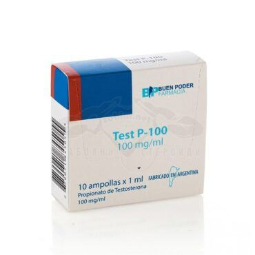 Test P-100 - 10 амп. х 100 мг.