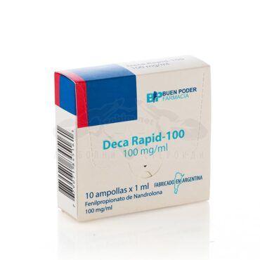Deca Rapid-100 - 10 амп. х 100 мг.