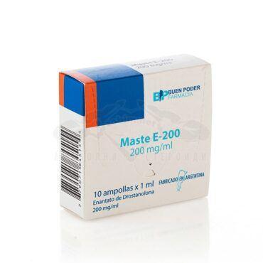 Maste E-200 - 10 амп. х 200 мг.