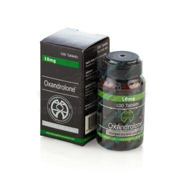 Oxandrolone - 100 табл. х 10 мг.