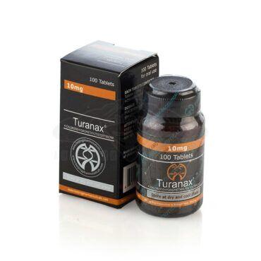 Turanax - 100 табл. х 10 мг.