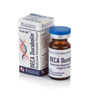 Deca Durabolin (Nandrolone Decanoate) - 10 мл. х 250 мг.