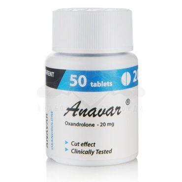 Анавар 20mg