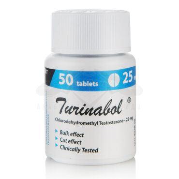 Туринабол 25 mg