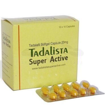 Tadalista Super Active
